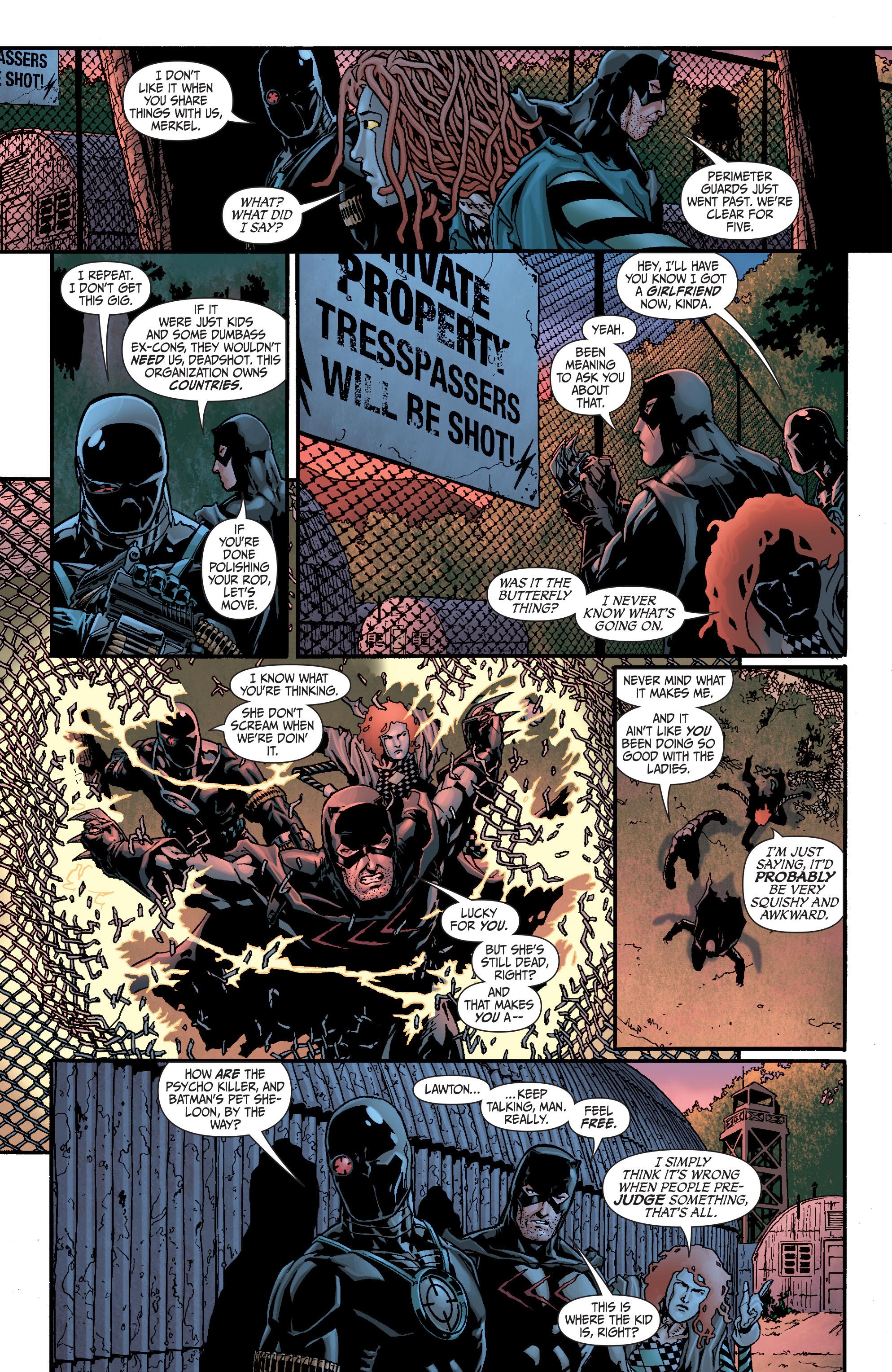Read online Secret Six (2008) comic -  Issue #19 - 3