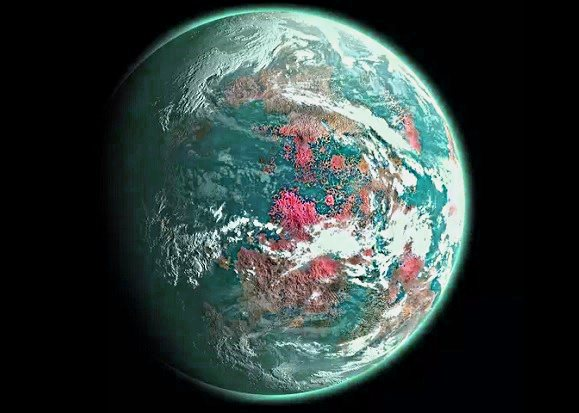 planeta habitable en gliese 832
