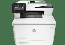 Image HP Laserjet Pro M477fdw Printer