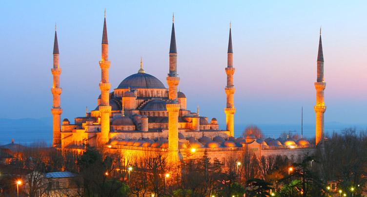 نتيجة بحث الصور عن مسجد السلطان أحمد