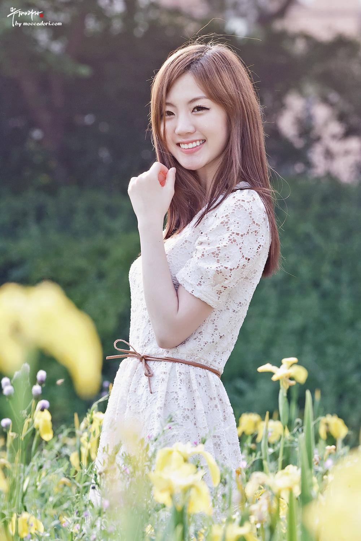 xxx nude girls: Chae Eun - Lovely Outdoor