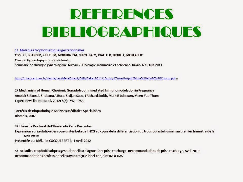 canalyses  etudes de cas analyses medicales  hgg et maladies trophoblastiques gestationnelles