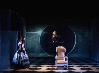 Alice  Lewis Caroll D'après Lewis Caroll Adaptation théâtrale et costumes Gaële Boghossian collectif 8