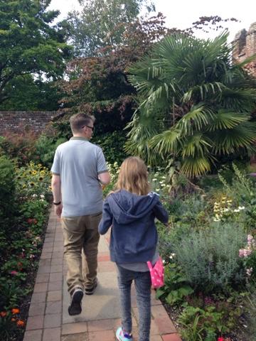 Chichester Catherdral Gardens