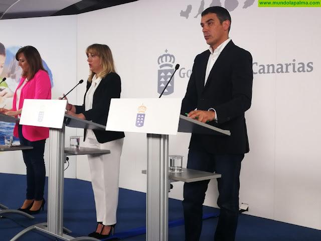 El Gobierno de Canarias libera 4,5 millones de euros para retomar las obras en la Balsa de Vicario, La Palma