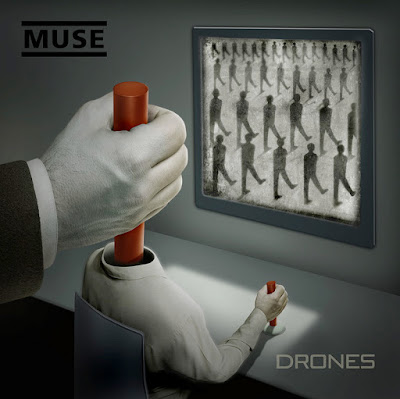 Music Television music videos by MUSE for their songs titled Defector and Psycho from the album titled DRONES