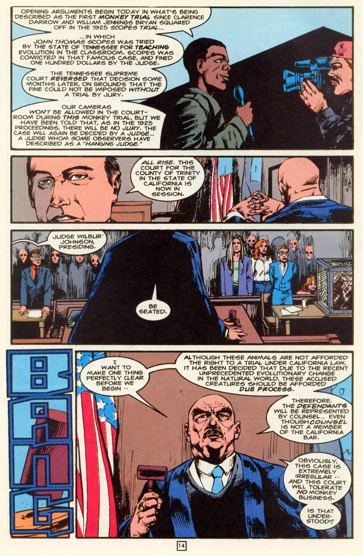 Read online Animal Man (1988) comic -  Issue #83 - 15