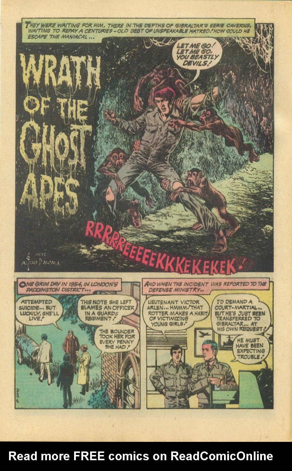 Read online Ghosts comic -  Issue #34 - 4
