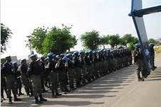 New Police redeployment
