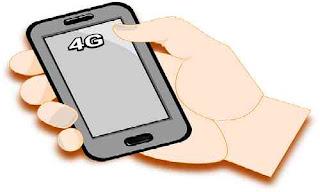 Cara mengunci jaringan 4G di Smartphone