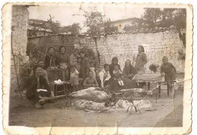 Νοσταλγικές ενθυμήσεις από τον εορτασμό του Πάσχα τα παλαιά χρόνια στη Θεσπρωτία