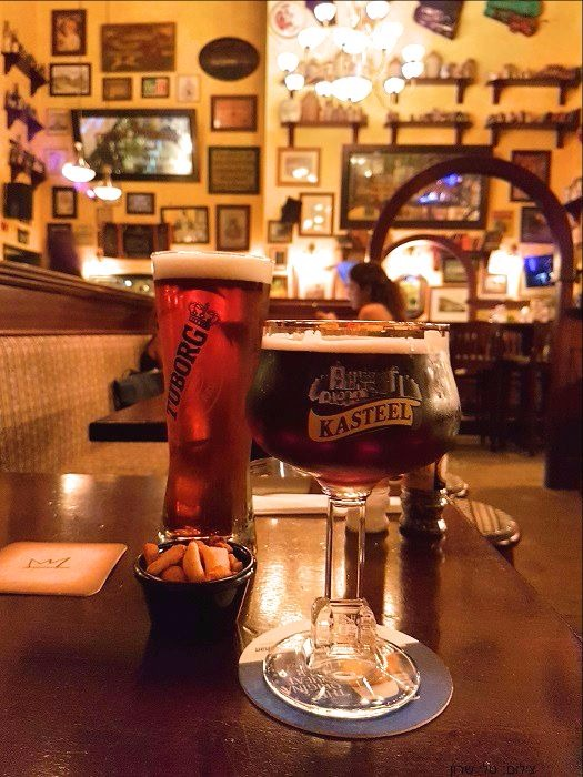 Temple Bar – Irish bar in Kfar Saba, Glilot, and Haifa
