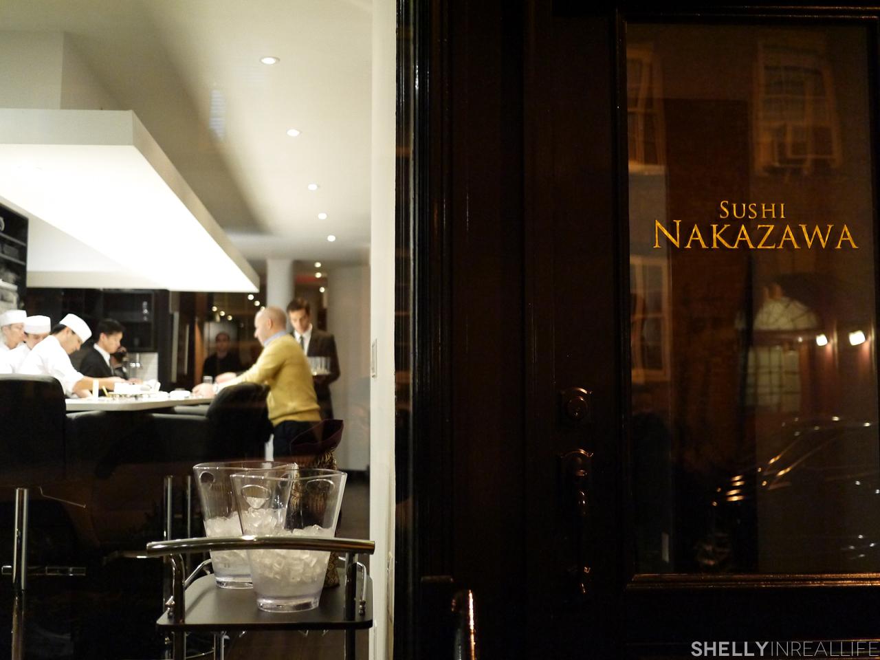 Nyc Sushi Nakazawa A Photo Diary Of, Sushi Nakazawa Dining Room Vs Bar