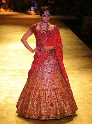 Stylish-Designer-Bridal-Lehenga-Designs-2017-By-Ritu-Kumar-2