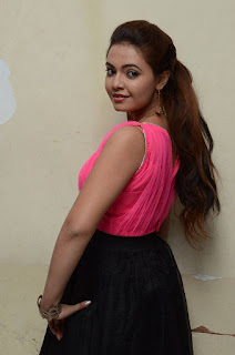 Actress Marina Aham Pictures At Romance With Finance Movie Press Meet 0017