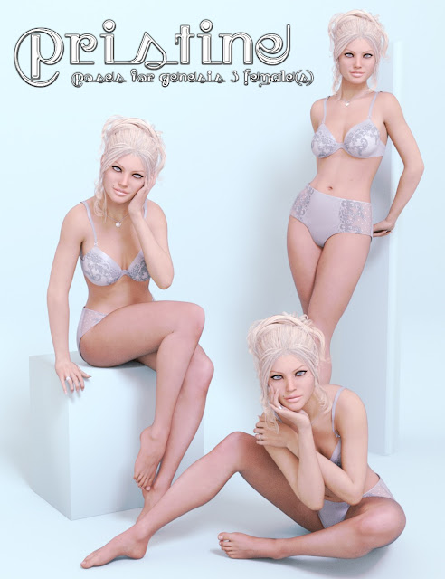 Pristine for Genesis 3 Female
