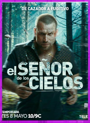 El señor de los cielos Temp. 1-2-3-4-5-6 | DVDRip Latino HD Mega