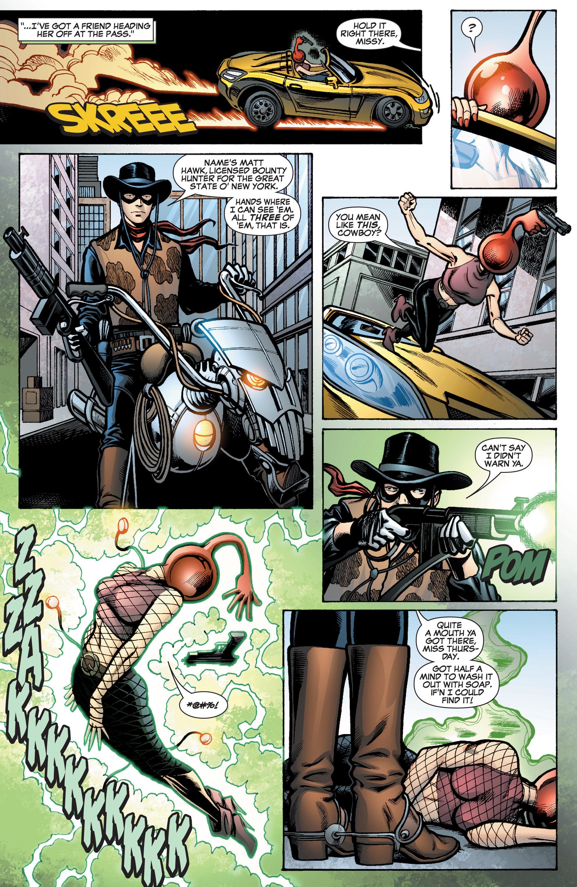 Read online She-Hulk (2005) comic -  Issue #10 - 5