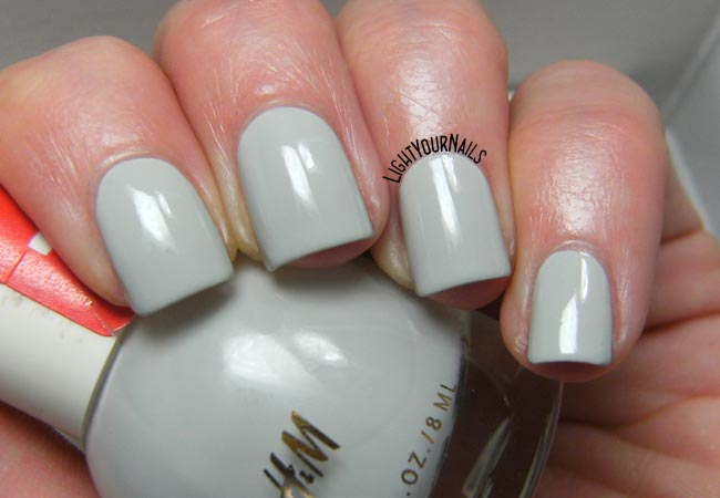 H&M Stucco smalto nail polish