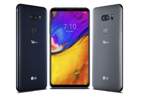 LG V35 ThinQ launched with 6-inch FullVision display, Snapdragon 845 processor and 6GB RAM