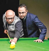 Sourav Kothari and Manoj Kothari Billiards