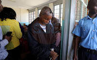 baller%2Bkinuthia%2B1 - See PHOTO of NAFTALI KINUTHIA before he landed in trouble after killing IVY, he lived a good life.