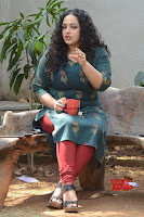 Nithya Menon promotes her latest movie in Green Tight Dress ~  Exclusive Galleries 014.jpg