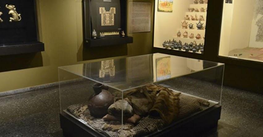 Museo Brüning de Lambayeque cumple 99 años al servicio de la cultura