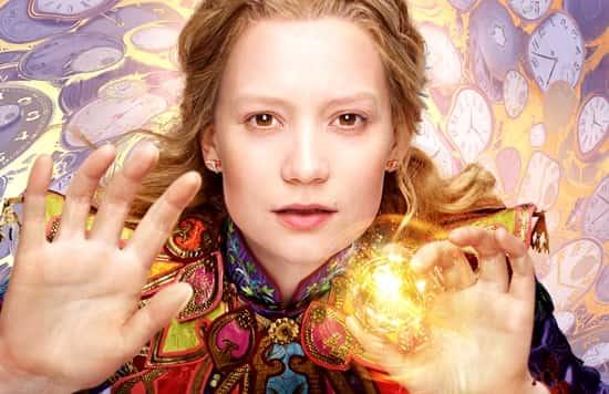 Mia Wasikowska-Alice attraverso lo specchio-2016