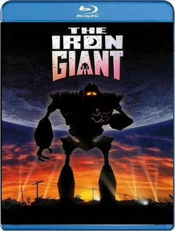The Iron Giant 1999 Dual Audio Bluray Movie Download