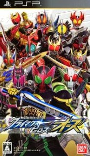 kamen Rider Climax Heroes OOO PSP Android