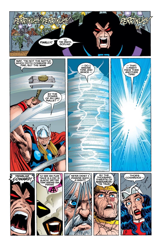 Thor (1998) Issue #11 #12 - English 20
