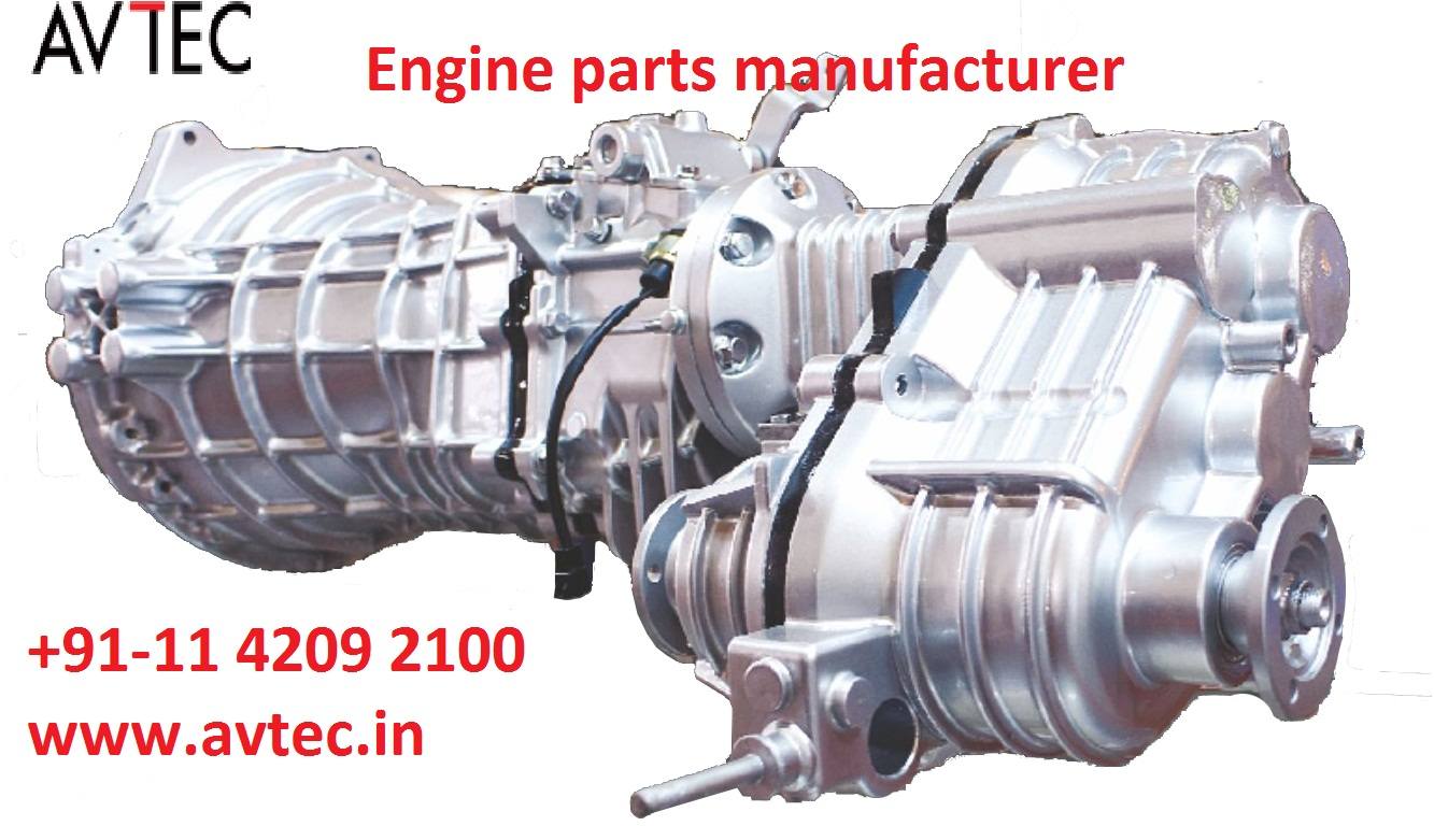 Transmission and Powertrain components | Auto components ...