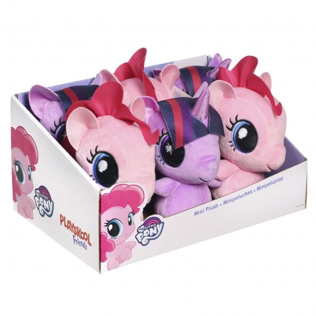 Playskool Chibi MLP plushies Appear Pinkie
