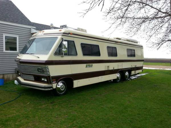 Used RVs 1983 Nissan Dolphin RV For Sale For Sale by Owner