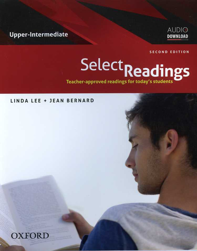 Select readings: second edition class audio cd (intermediate) by.