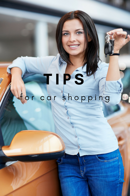 Tips for Car Shopping