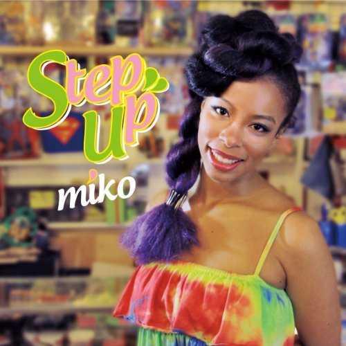 [MUSIC] miko – Step Up (2014.05.14/MP3/RAR)