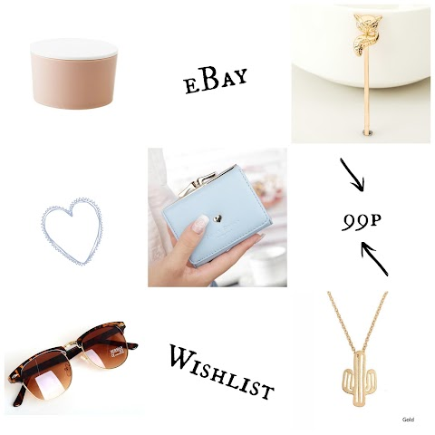 Cute eBay Wishlist
