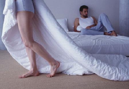 Phải làm gì khi chồng bị yếu sinh lý