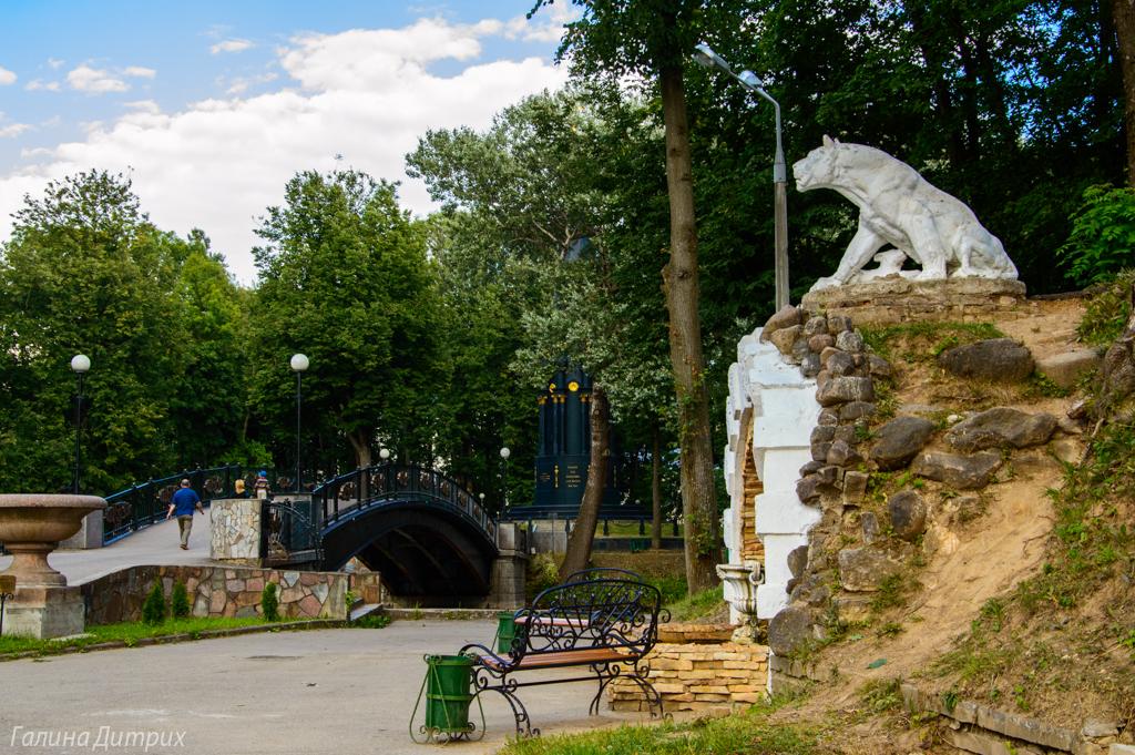 Смоленский городской парк