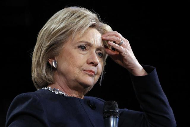 Médica confirma: Hillary Clinton está muito doente - MichellHilton.com