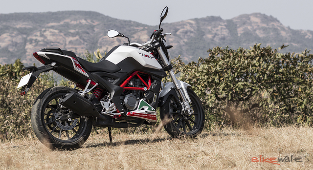 Benelli TNT 25 Photos Gallery