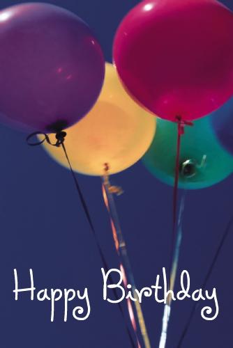 Birthday Greeting Cards