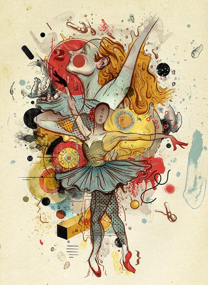 Иллюстратор Andres Guzman 4