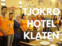Keseruan Blogger Gathering Tjokro Hotel Klaten