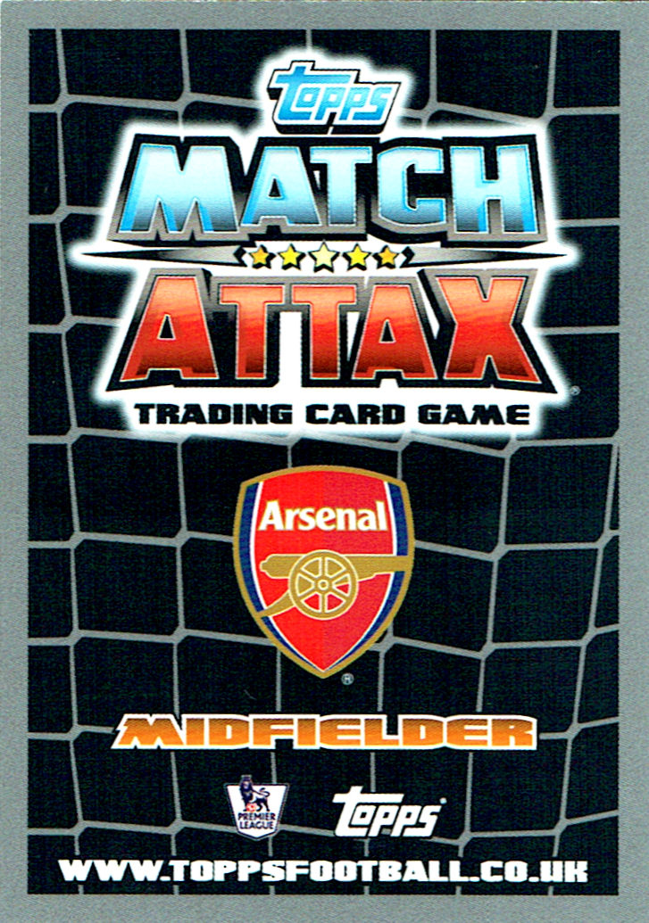 Chatten topps match attax