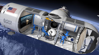This space hotel is very expensive. Over 9 million dollars for 12 days