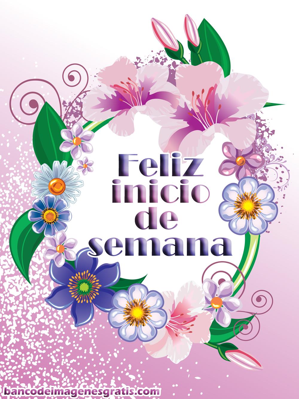 Banco De Imágenes Feliz Inicio De Semana Y Feliz Lunes Mensajes