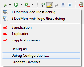 JBoss Application Server Remote Debugging from Eclipse